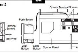 garage door wiring diagram u0026 wiring diagram garage door opener