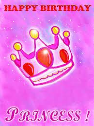 happy birthday princess free son u0026 daughter ecards greeting