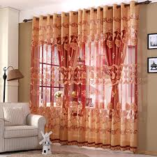 Kitchen Curtains Red by Online Get Cheap Kitchen Curtains Red Aliexpress Com Alibaba Group