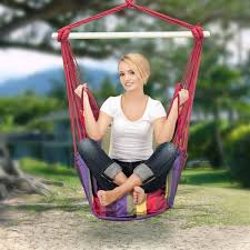 Swing Indoor Chair Amazon Com Sorbus Hanging Hammock Chair Swing Seat For Any