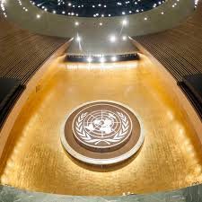 Photo Presents General Assembly Of The United Nations