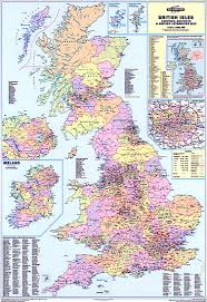 counties map map uk and irelandmap uk counties major tourist