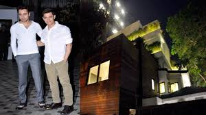 Aamir Khan Home Bollywood Celebrities At The Star Studded House Warming Bash Of