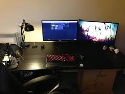 best gaming desks gaming setup desk ideas hostgarcia