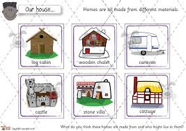 homes around the world ks1 worksheet homes photo gallery
