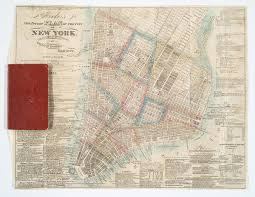 New York Street Map by Navigating The Street Environment Claire Mcree Visualizing