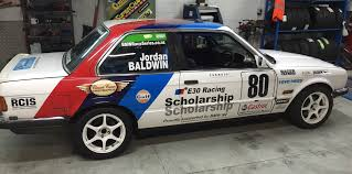 bmw race cars jordan baldwin 2016 u2013 2017 bmw race driver series