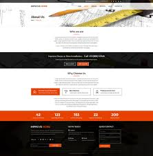 Best Home Improvement Websites by Home Improvement By Xyzthemes Themeforest