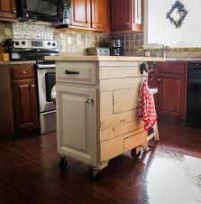 kitchen storage carts cabinets diy how to repurpose a kitchen cabinet to use as a mobile kitchen