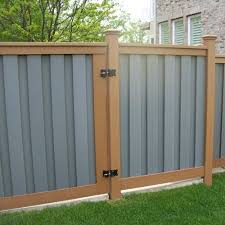 Backyard Connect Four by Trex Fencing The Composite Alternative To Wood U0026 Vinyl Trex