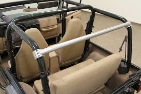 jeep lj interior amazon com rock hard 4x4 straight across the rear bar for jeep