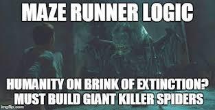 Runner Meme - image result for maze runner memes maze runner pinterest maze