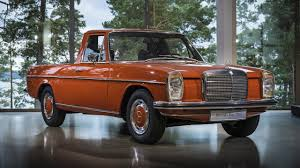 classic mercedes this is the mercedes benz pick up you want and need top gear