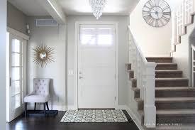 gray painted doors simple chic design life on virginia street
