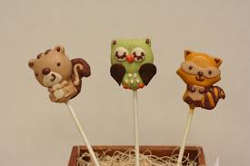 woodland creature cake pops squirrels owls and raccoons u2026 flickr