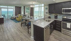 hotels with 2 bedroom suites in myrtle beach sc resort ocean 22 by hilton grand vacations myrtle beach sc