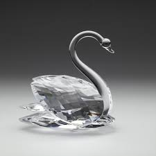 seagull gifts large swan ornament animal figurine