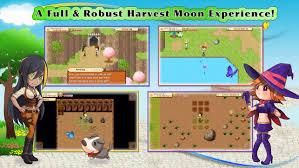 harvest moon harvest moon seeds of memories on the app store