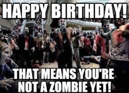 Walking Dead Birthday Meme - walking dead birthday meme 2happybirthday