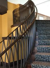 stairs railing duwe metal products