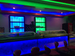 rgb led strip lighting seishin restaurant lighting using 5050 rgb led strip lights