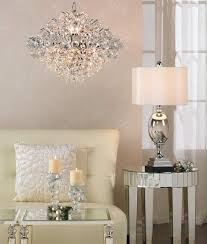 Modern Crystal Chandeliers A Stunning Modern Crystal Pendant Chandelier By Vienna Full