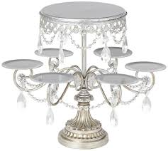 cupcake and cake stand antique silver cake and cupcake stand