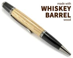 Handcrafted Wooden Pens - custom wood pens add your logo or engraving autumn summer