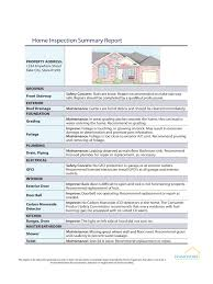 Home Inspection Template Excel Home Inspection Report 3 Free Templates In Pdf Word Excel