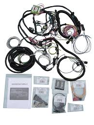 centech wiring harness w oe style ignition switch toms bronco parts