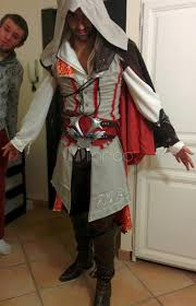 Ezio Halloween Costume Commentaires Client Inspiré Par U0027assassin Creed Ezio