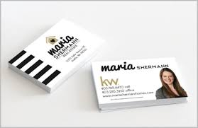 real estate business card template 38 cool business cards