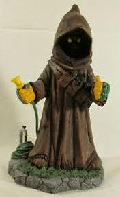 wars lucasfilms jawa lawn ornament garden gnome resin statue