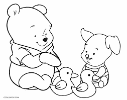 baby piglet winnie pooh coloring pages coloring