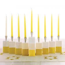 simple menorah 13 diy menorahs to make this hanukkah hanukkah and menorah