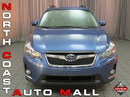 subaru crosstrek 2017 2017 used subaru crosstrek 2 0i premium cvt at north coast auto