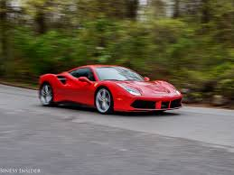 how many types of ferraris are there 488 gtb coty runner up business insider