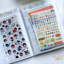 Cheap Photo Albums 10 Ways To Organize Your Planner Stickers With Free Labels Wendaful