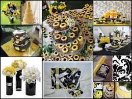 yellow u0026 wedding wedding dish