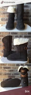emu boots size 9 womens emu australia s premium sheepskin stinger lo boots 5 black