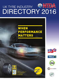 Tyre Barn Newbury Berkshire 2016 00 Ntda Tyre Industry Directory Tire Aftermarket Automotive