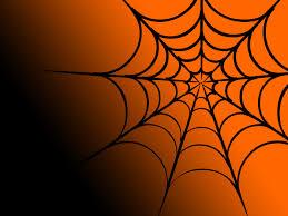 tiled halloween background spider halloween wallpaper backgrounds