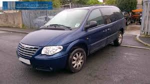 chrysler grand voyager 3 3l automatic 2005
