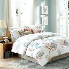 Comforter Set Uk Seaside Single Duvet Cover Set 3d King Queen Size Beach Bedding