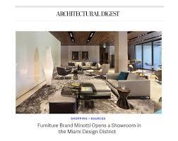 Minotti Home Design Products Minotti U2013 2015