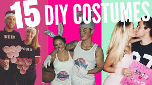 fun couple costume ideas for halloween 15 diy couple halloween costumes ideas diy last minute