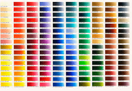 classic oil colours colour chart old holland classic colours