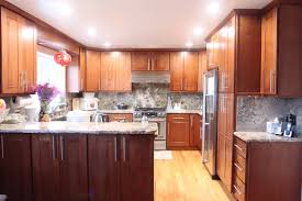 Kitchen Cabinets Cherry Hong Bo Hardware Supply Cherry Shaker Kitchen Cabinets Bck Cabinets