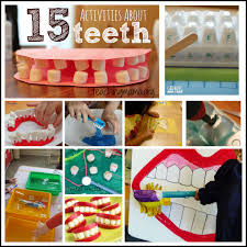 15 activities about teeth dental health month dental health and