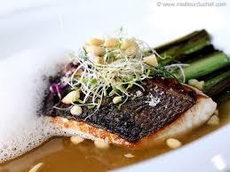 recettes de cuisine marmiton poisson poissons nos recettes sauce de poisson meilleurduchef com